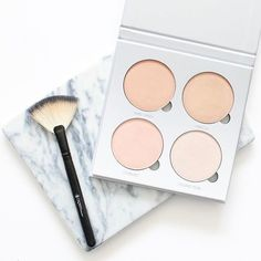 makeup, beauty, and marble εικόνα
