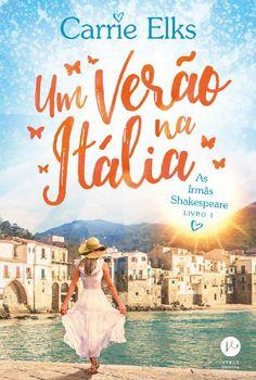 Resenha: Um Verão na Itália - Carrie Elks