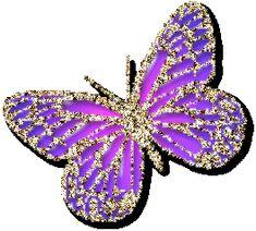 gifs animados de mariposas - Buscar con Google