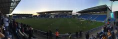 Colchester United Football Club #Colchester #Weston #Holmes #Community #Stadium #Us