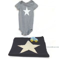 Star Baby Boy Gift Set (Pin It To WIn It)
