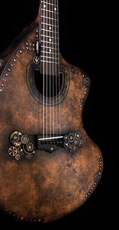 Steampunk Acoustic.