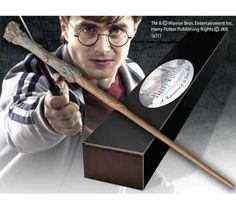 Harry Potter - Baguette de Harry Potter Noble Collection
