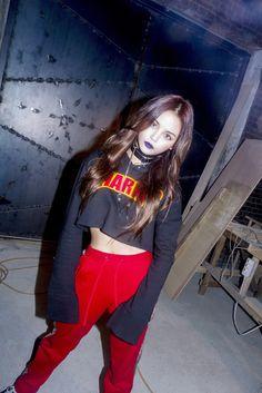 Hyuna transformed CLC Sorn's style for new comeback — Koreaboo