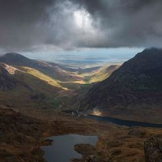 A sun dappled valley in snowdonia. Mountain S, Mountain Biking, Snowdonia, Trekking, Wales, Hiking, Outdoors, Sun, River
