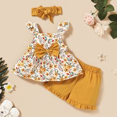Baby Girl Frocks, Baby Girl Party Dresses, Dresses Kids Girl, Little Girl Outfits, Kids Outfits, Girls Frocks, Baby Summer Dresses, Girls Dresses Sewing, Sewing Kids Clothes