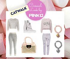 Casual Look od PINKO !!! Wszystkie stylizacje dostępne na: www.e-catwalk.pl