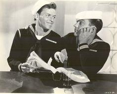 Frank Sinatra & Gene Kelly
