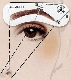 The main rules of the ideal eyebrow makeup Eye Makeup Tips, Eyebrow Makeup, Beauty Makeup, Eyeliner, Hair Makeup, Plucking Eyebrows, Make Up Tricks, Beautiful Eye Makeup, Beautiful Eyes