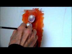 part 2 painting pearls demo by Tamara Geddes. www.tamarageddes.com