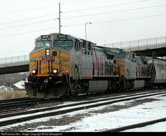 RailPictures.Net Photo: KCS 2035 Kansas City Southern Railway GE AC4400CW at Omaha, Nebraska by Ed Schopperth