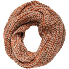 JACK & JONES RILLA TUBE SCARF ($25) ❤ liked on Polyvore featuring mens, men's accessories, men's scarves, scarves, accessories and orange