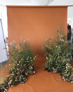 """My install last year from the workshop with with lichen and moss and lizi's and grasses. Backdrop making me…."