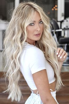 Natural Beaded Rows Hair Extensions Blonde Hair Extensions – Natural Beaded Rows Yowie: Man Or Beast Auburn Blonde Hair, Pretty Blonde Hair, Bright Blonde Hair, White Blonde Hair, Platinum Blonde Hair, Blonde Ombre, Blonde Long Hair, Butter Blonde Hair, Ombre Hair