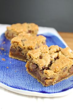 Recipe for Peanut Butter Chocolate Chip Cookie Bars Miss in the Kitchen Peanut Butter, Caramel & Chocolate Chip Gooey Cookie Bars
