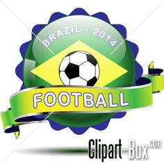 CLIPART BRAZIL WORLD CUP ICON