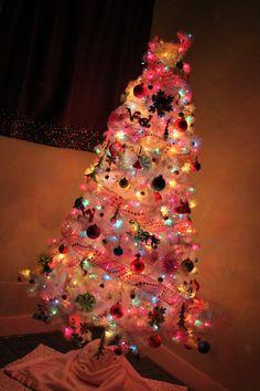 Our princess girls Christmas Tree!