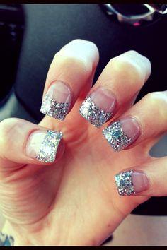 baby friendly nails acrylic layover short and slightly