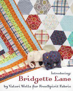 Bridgette Lane by Valori Wells
