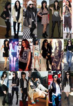 My favs Lisa Origliasso's Looks Punk Rock, Veronica, Style Icons, Lisa, Band, Fashion, Music, Moda, Sash