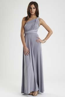 Convertible bridesmaid dress could be a good option for something