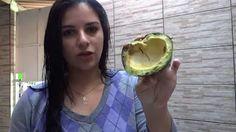 Hidratação caseira com abacate e mel