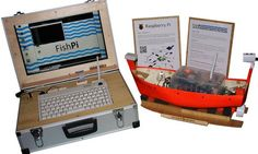 FishPi: A solar-powered, Raspberry Pi controlled, autonomous ocean explorer : TreeHugger