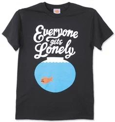 Lonely T-Shirt   Sumally (サマリー)