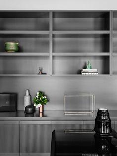 Robson Rak Architects Toorak2 house - Living space