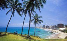 Salvador- Praia da Barra