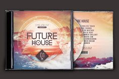 Future House CD Cover by styleWish on @Graphicsauthor