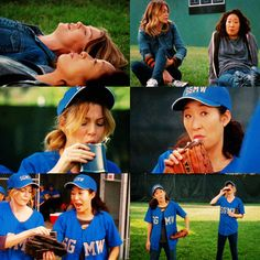 Meredith Grey & Cristina Yang --- love their relationship on Grey's Anatomy