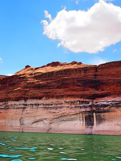 In The Mix: lake powell