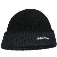 The Hundreds Crisp Beanie (Black) $17.95 The Hundreds, Crisp, Beanie, Hats, Black, Fashion, Moda, Hat, Black People