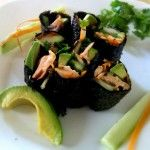 Low-Carb Paleo Sushi