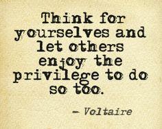 Voltaire http://www.amazon.com/The-Reverse-Commute-Sheila-Blanchette-ebook/dp/B009V544VQ/ref=pd_sim_sbs_kstore_1?ie=UTF8&refRID=18CHHS04EMXTQX6J3K0J