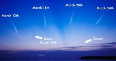 NASA - Comet PANSTARRS Rises to the Occasion Mid-March