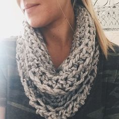 New color in the #yokieb Crochet Cowl coming soon!! #fashion