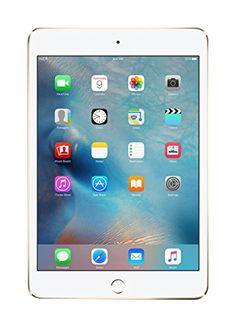 Apple iPad Mini 4 MK6L2LL/A 7.9-Inch, 16GB, Wi-Fi, iOS 9,...