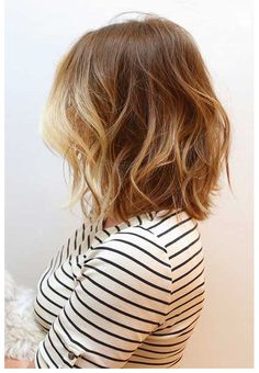 21 Ombre Bob Hairstyles 2019 – To Be Beautiful Ombre Bob, Pretty Hairstyles, Wig Hairstyles, Bob Hairstyle, Hair Day, My Hair, Medium Hair Styles, Short Hair Styles, Great Hair