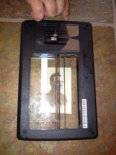 Olive Tree Genealogy Blog: Creating Photo Borders & Mats Using Flip-Pal Mobile Scanner