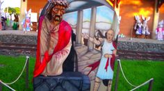 VIA SACRA - 1 JESUS È CONDENADO À MORTE