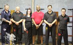 Besuch unserer Partnerschule aus den USA/Alabama: TBXL mit Sifu Michael Redwine
