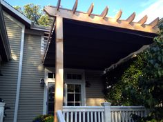 Custom Pergola Design with Retractable Canopy in Wilmette, IL