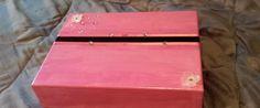 Pretty pink box
