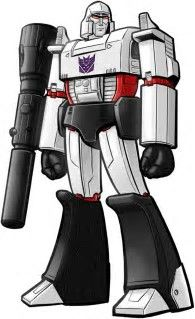 Image result for Transformers G1 Megatron