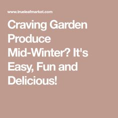 Honey automatically apply coupon codes at checkout money craving garden produce mid winter its easy fun and delicious fandeluxe Gallery
