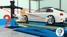 After a certain running distance all the four wheelers are supposed to undergo the wheel alignment operation. What is wheel alignment? Wheel Alignment Service, Car Alignment, Tyre Shop, People Dont Understand, Motorcycle News, Four Wheelers, Automotive News, Best Sites, Entertainment System
