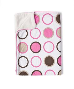 Take a look at this Melon Bug CoZi Stroller Blanket on zulily today!