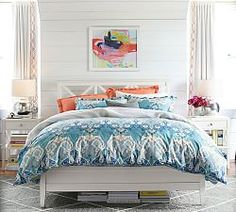 Beds, Headboards & Bed Frames | Pottery Barn $3,335